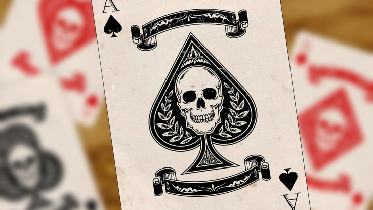 Playing Cards Ace